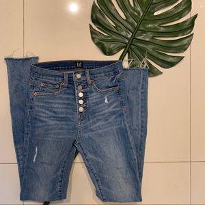 Gap True Skinny, size 25 jeans